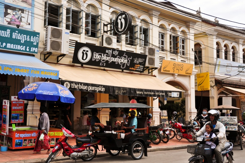 Check Out Siem Reap, Cambodia