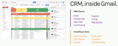 Streak For Gmail Is Best Free CRM