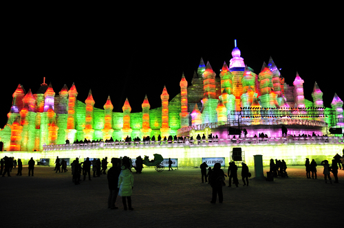 Travel Bucket List: Chinese Ice Festival