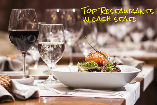 Top Restaurant In Each State