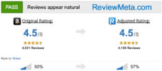 Tired Of Fake Reviews At Amazon Or Yelp?  ReviewMeta.com Rates The Reviews.