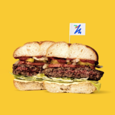 The Impossible Burger: A Delicious Meatless Burger Made In Silicon Valley?