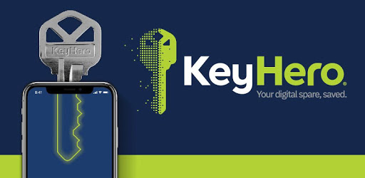 Back Up Your Keys Virtually With Key Hero